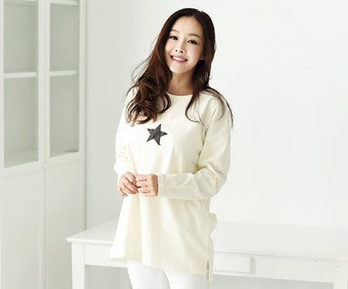 Monthly Family Female long sleeve_16A02
