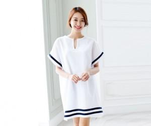 Sailor family female short T-shirts_15B16