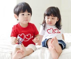 Flying round baby short T-shirts_15B20