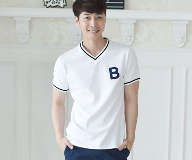 Summer School Men's short T-shirts_16B11