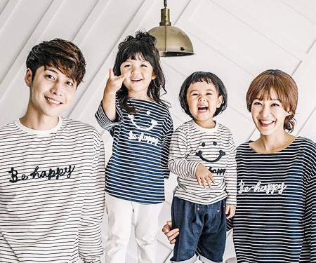 Happy Dagara family long sleeve_16C15