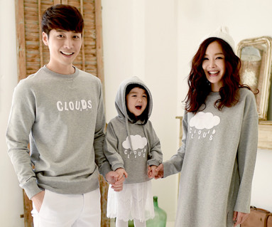 Cloud Family long sleeve_16A06