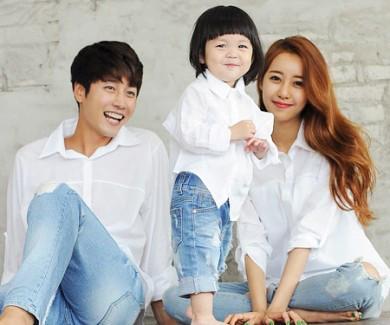 Hidden Pocket Shirt family long sleeve_14B23