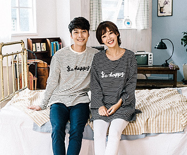 Happy Dagara Couples long sleeve_16C15