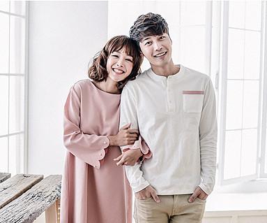Romantic Couples long sleeve_16C17