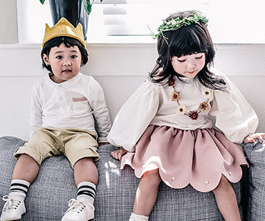 Romantic Family Baby long sleeve_16C17