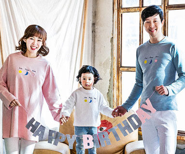 SunStar family long sleeve_17A02