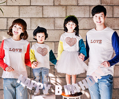 unbalance family long sleeve_17A03