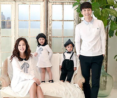 M. ribbon family long sleeve_16A08