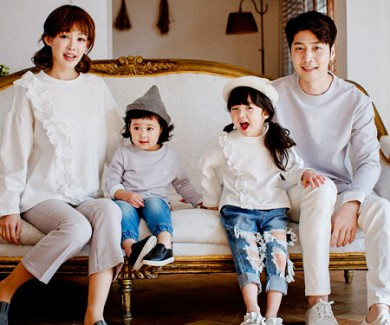Koh shearing family long sleeve_17A08