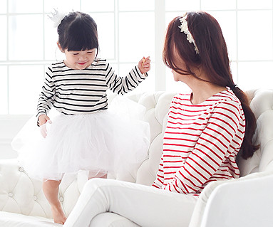 The day round mother and baby long sleeve_15A20