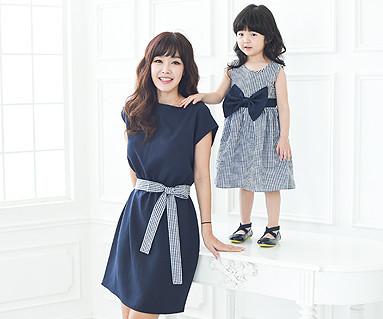 Royal Garden Mother and Baby short T-shirts_16B06WK