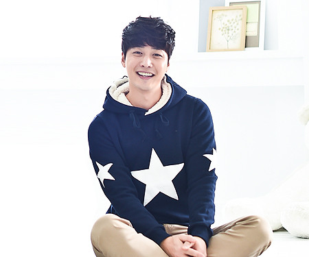 Brushed all-star hooded male long sleeve_14D12