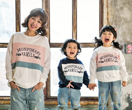 Shane mother and baby long sleeve_17A04