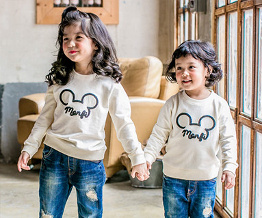 Montpelier Man to man baby long sleeve_17C06