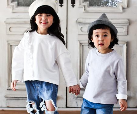 Koi Shirring baby long sleeve_17A08