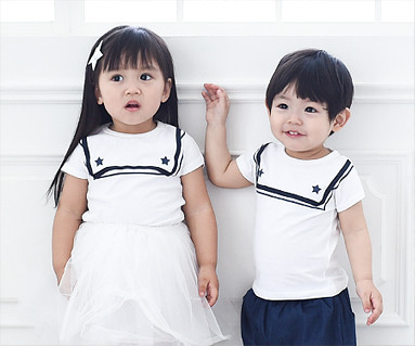 Sailor baby short T-shirts_15B16K