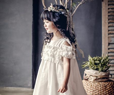 "<font color=""ffffff"">[Family Tea & Family Look] <br></font> Clara baby short T-shirts_17B16K"