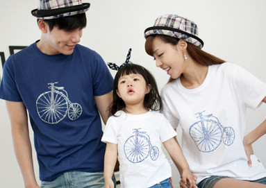 cubic Bicycle short T-shirts_17B29