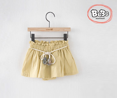 "<font color=""ffffff"">[Family Short Sleeve Tee & Family Look] <br></font> Bonbon Qlot Pants 19S132 / Kids wear, Children's clothes, Kids look"