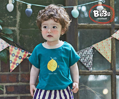 "<font color=""ffffff"">[Family Short Sleeve Tee & Family Look] <br></font> I'm Lemon Tee 19B14 / Kids wear, Children's clothes, Kids look"