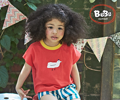 "<font color=""ffffff"">[Family Short Sleeve Tee & Family Look] <br></font> Flying Birds Tee 19B16 / Kids wear, Children's clothes, Kids look"