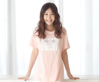 """Fish Round women short T-shirts_16B02 <font color=""""#FF6666""""><strong>[Order available]</strong></font>"""