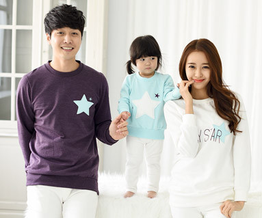 """<font color=""""ffffff"""">[Family Long Sleeve Tee & Family Look] <br></font> Kimono dream man to man <font color=""""red""""><b> </b></font><font color=""""#FF6666""""><strong>[Order available]</strong></font>"""